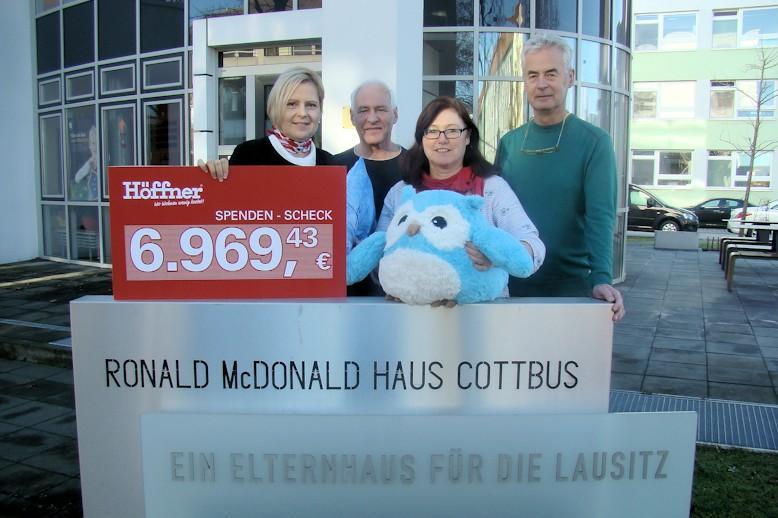 Möbel Höffner Hilft Mcdonalds Kinderhilfe